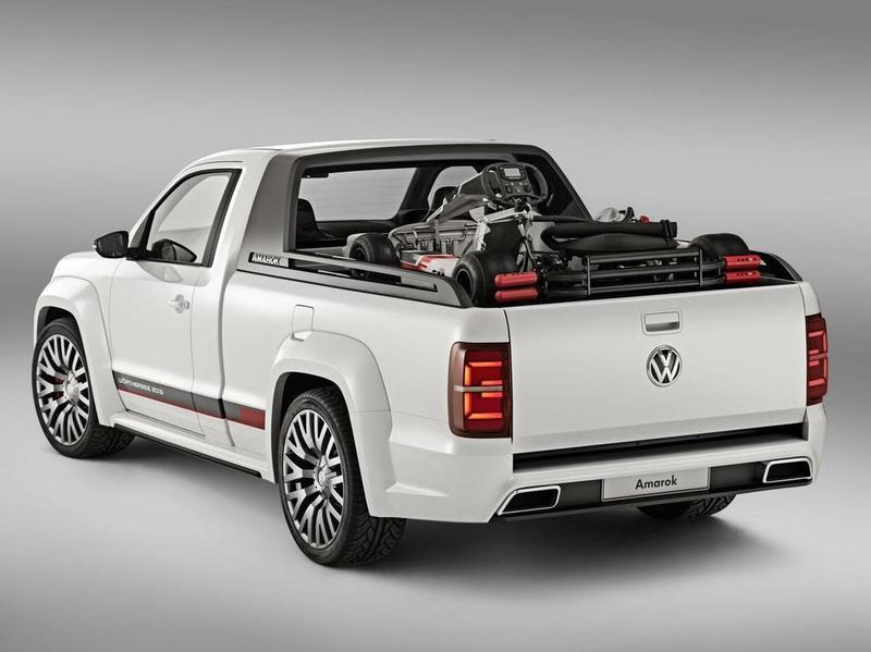 VW Power-Pickup concept