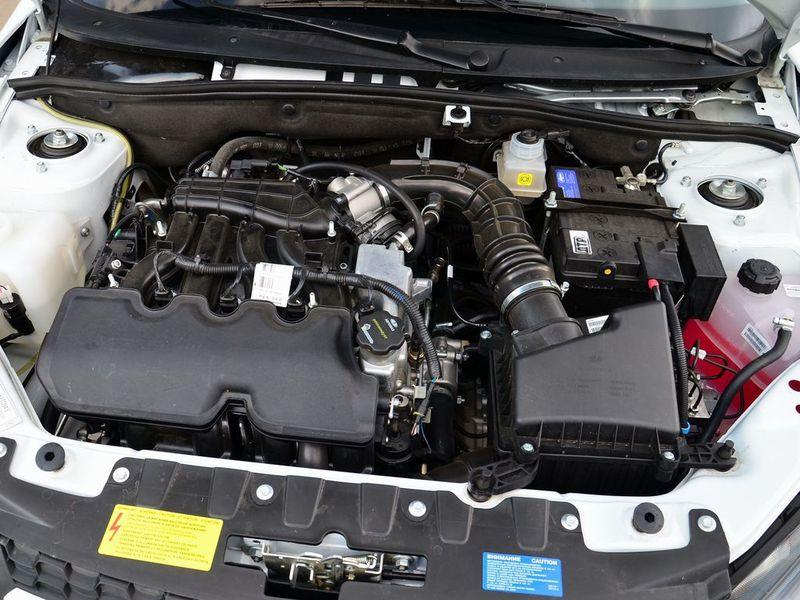 Lada Kalina II мотор