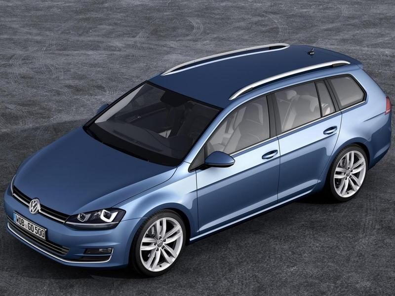 Volkswagen Golf Variant 4Motion