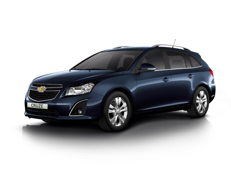2014 Chevrolet Cruze station wagon