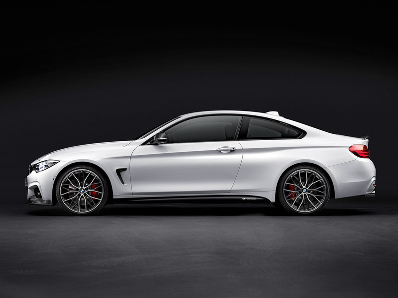 BMW 4 Series Coupe M Performance
