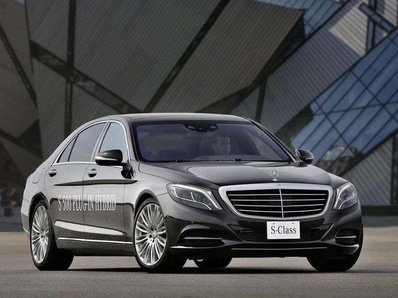 Mercedes-Benz выпустит экономный автомобиль S-класса