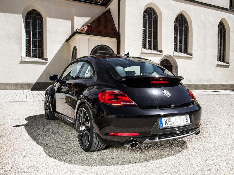 Volkswagen Beetle by ABT
