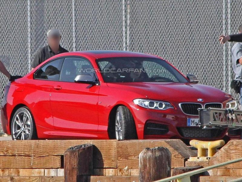 BMW 2 Series M Performance Coupe