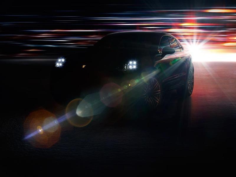 Porsche объявил о трех мировых премьерах в ноябре