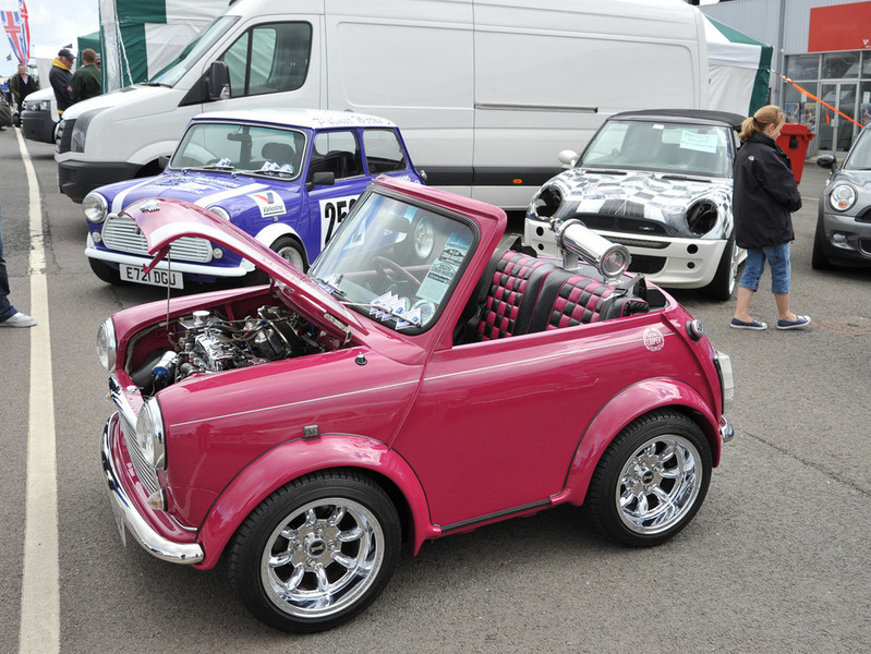 Mini Shortie 1967