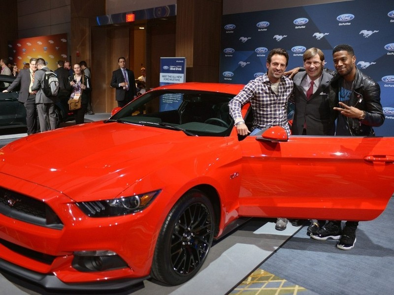 2015 Ford Mustang Need for Speed movie