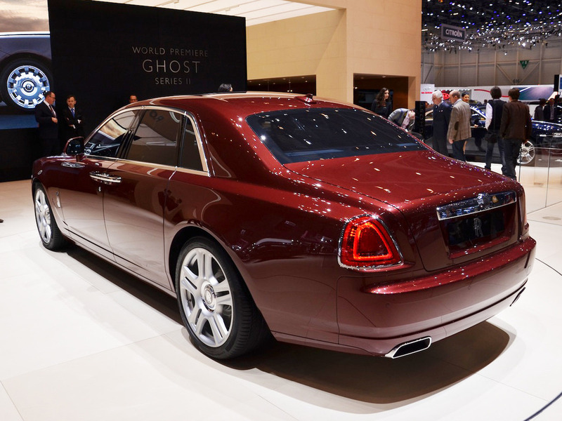 Rolls-Royce Ghost Series II