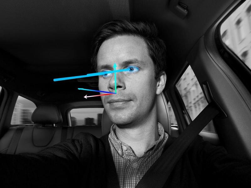 Volvo Sensor for Driver State Estimation