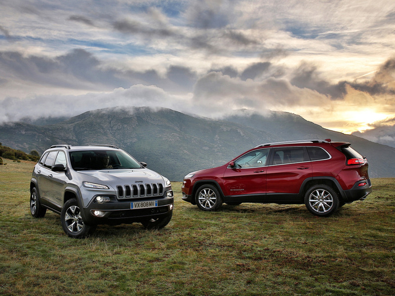 2014 Jeep Cherokee Trailhawk&Limited