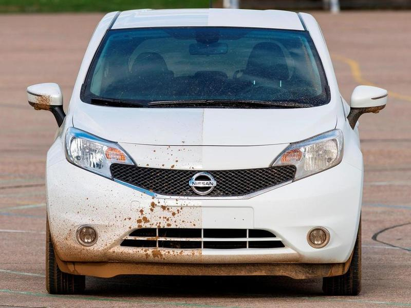 Nissan Note Self-Cleaning