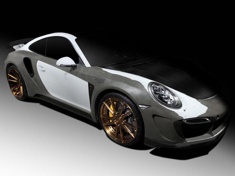 - Porsche 911 Turbo 2