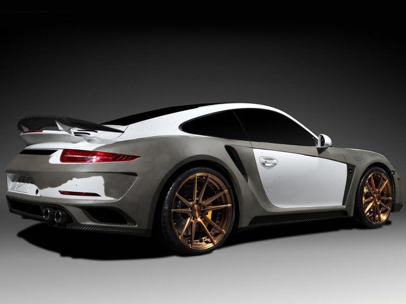 - Porsche 911 Turbo 6
