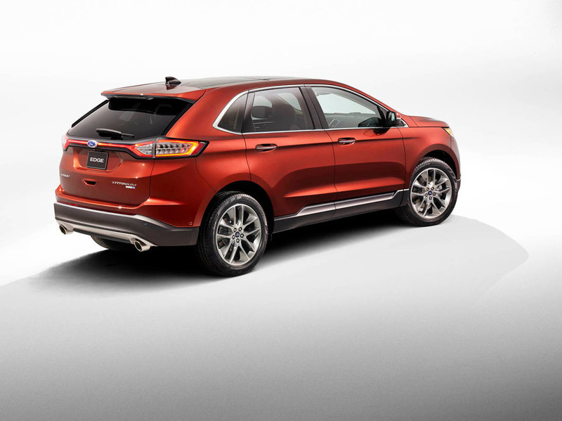 All-new Ford Edge