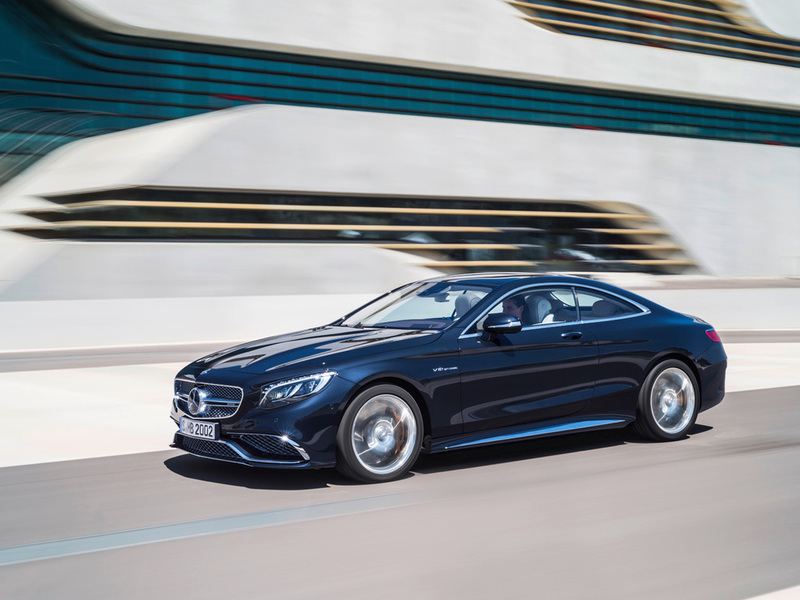 Mercedes-Benz S 65 AMG Coupe 1