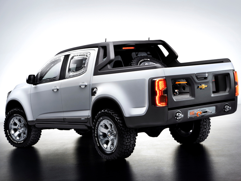 2011 Chevrolet Colorado Rally Concept