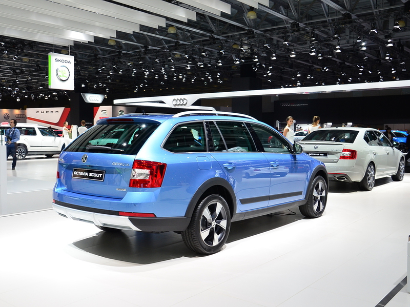 Skoda Octavia Scout ММАС-2014