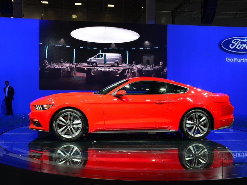 2015 Ford Mustang ММАС-2014