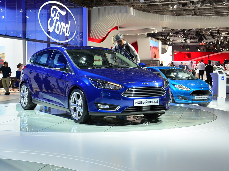 2015 Ford Focus ММАС-2014