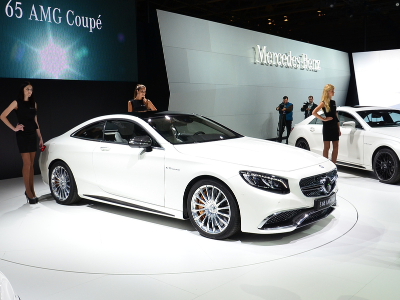Mercedes-Benz S 65 AMG Coupe ММАС-2014