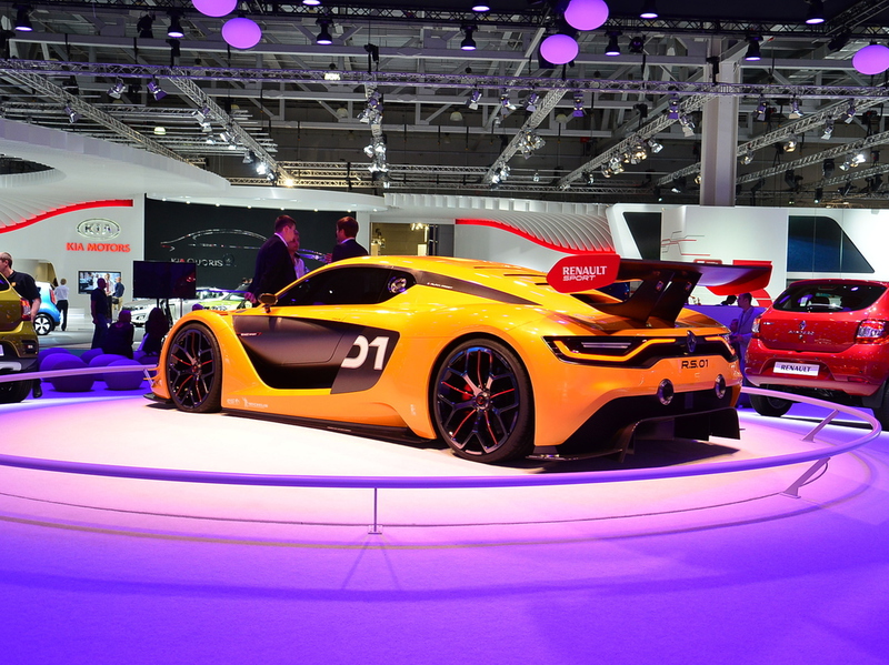 Renaultsport R.S. 01 ММАС-2014