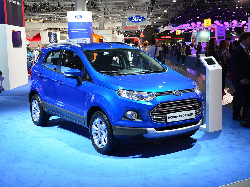 2014 Ford EcoSport ММАС-2014