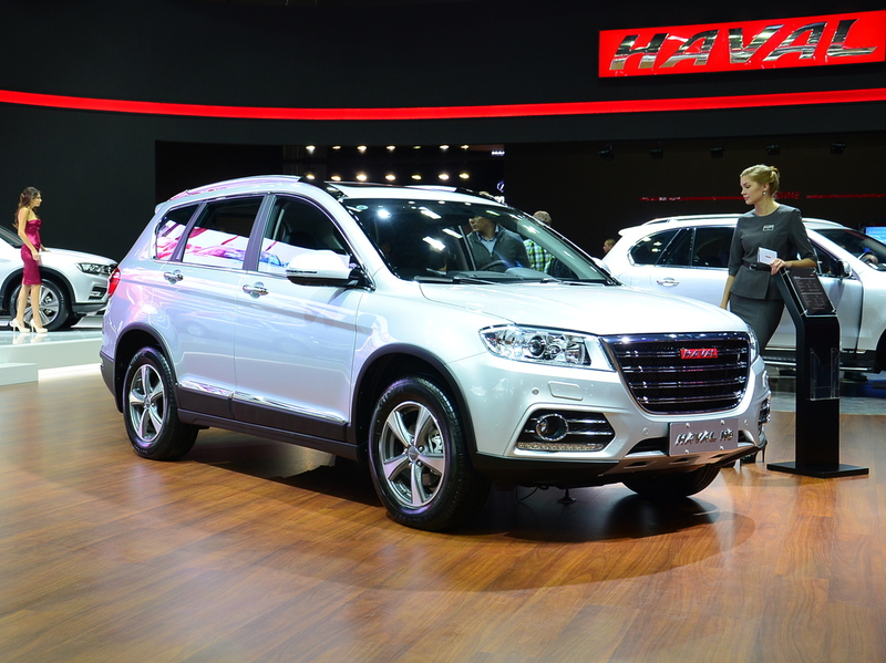 Haval H6 ММАС-2014
