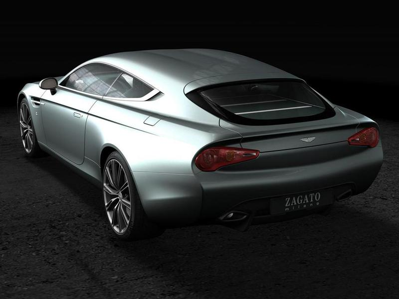 Aston Martin Virage Zagato Shooting Brake