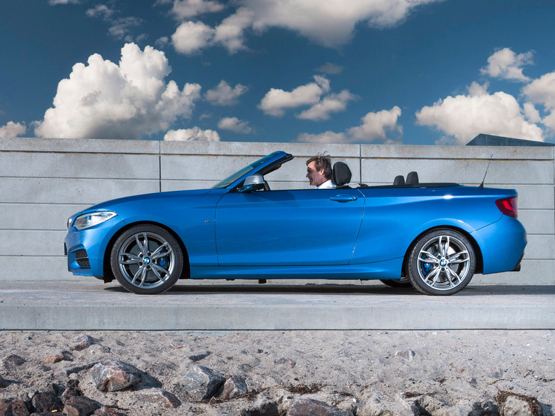 BMW 2 Series Convertible M235i