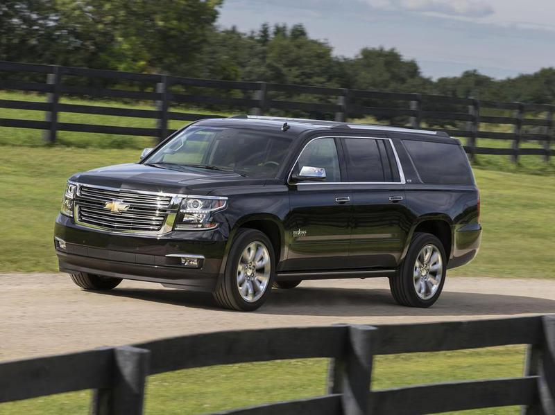 Chevrolet Tahoe Texas Edition