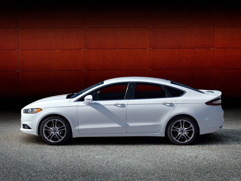 Ford Fusion/Mondeo седан