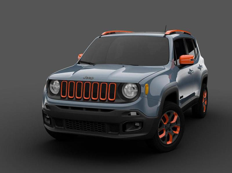 Jeep Renegade Mopar Urban