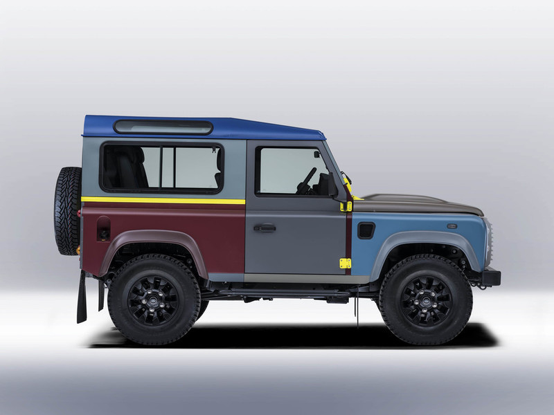 Land Rover Sir Paul Smith