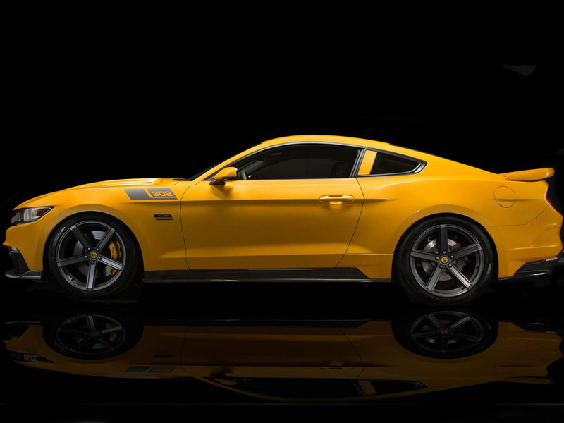 2015 Saleen S302 Black Label