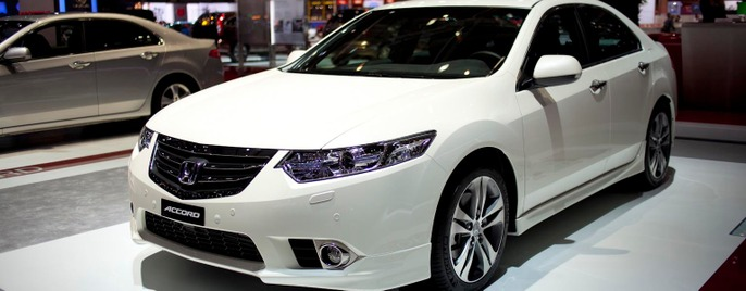 Honda Accord new Женева 2011