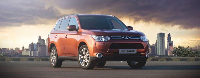 Mitsubishi Outlander New Gen 2012