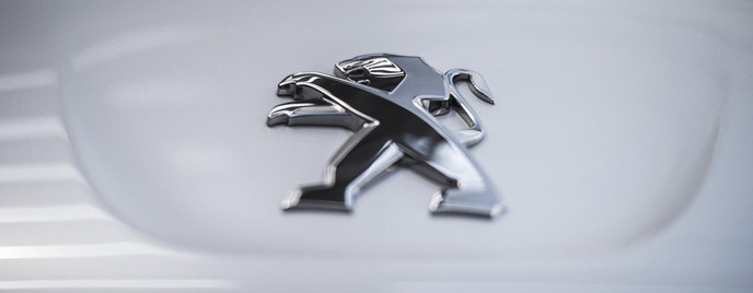 Peugeot RCZ Sports Coupe logo логотип