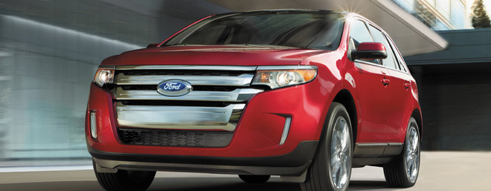 2014 Ford Edge US