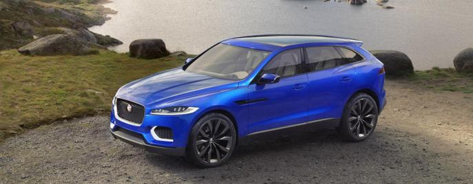 Jaguar CX-17
