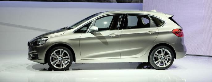 BMW 2 Active Tourer Женева