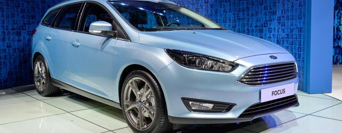 Ford Focus Женева