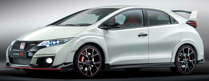 2015 Honda Civic Type R Женева