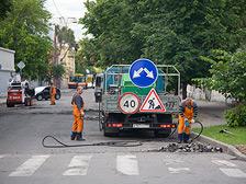 Дорога ремонт дорожные работы асфальт