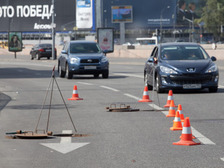 Большинство дорог в России не соответствует нормам безопасности