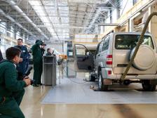 m 407375 На автомобили УАЗ с 2012 года будут ставить новый дизель
