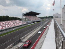 Moscow Raceway �������� ����� �� ����������