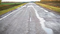 В России назвали города с самыми хорошими и плохими дорогами