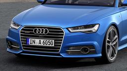 Посчитали-прослезились: матричные фары нового Audi A6