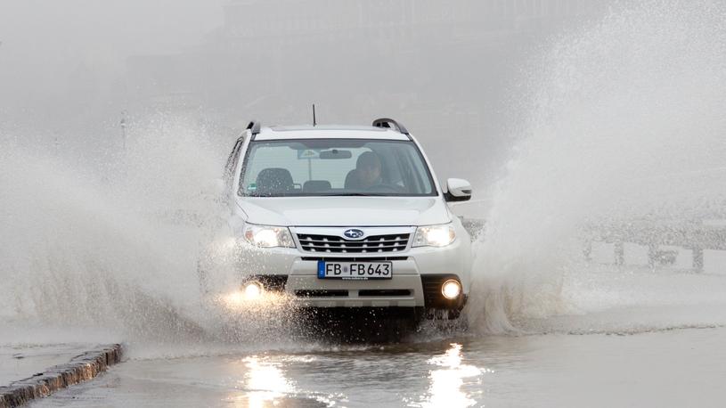Subaru отзывает в России почти 25 000 автомобилей