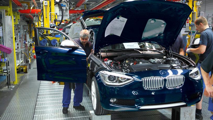 BMW будет собирать автомобили с ДВС и электрокары на одном конвейере